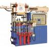 RH-200高精密度自动硅橡胶射出前顶2RT开模油压成型机