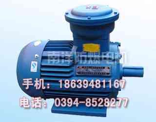 YBK2系列防爆电机