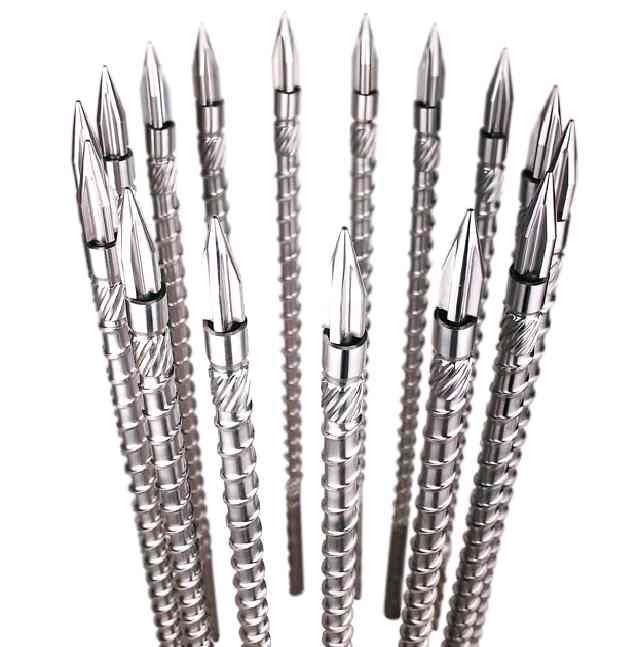 供应注塑机螺杆(