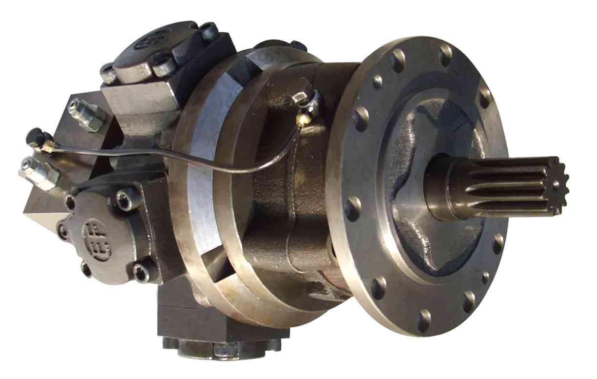 YJM(Z)带制动器液压马达
