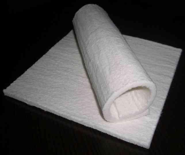 注塑机料筒保温材料