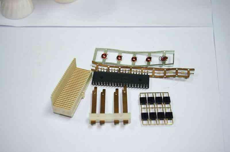 LCP连接器注塑机