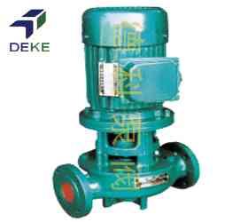 SG系列型管道泵