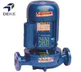 SGB系列型防爆管道泵