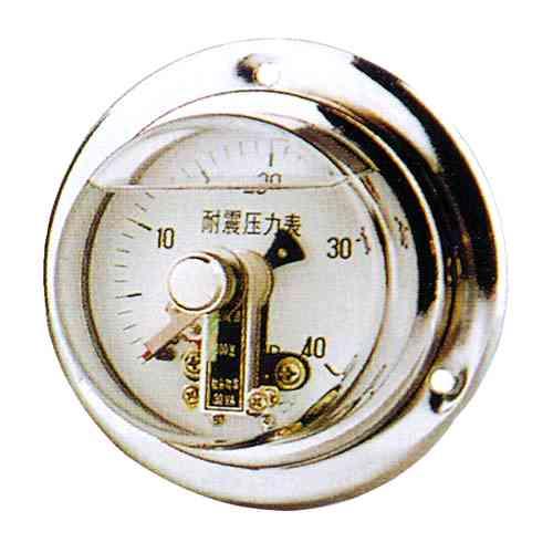 供应轴向耐震电接点压力表