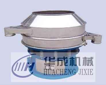 华成牌抛光材料专用振动筛分机
